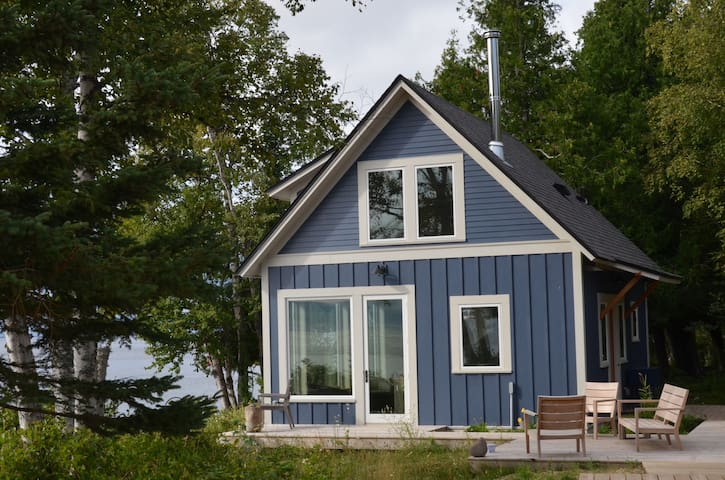 Cottage Caim: Romantic Sanctuary on Superior - Lutsen - Chatka