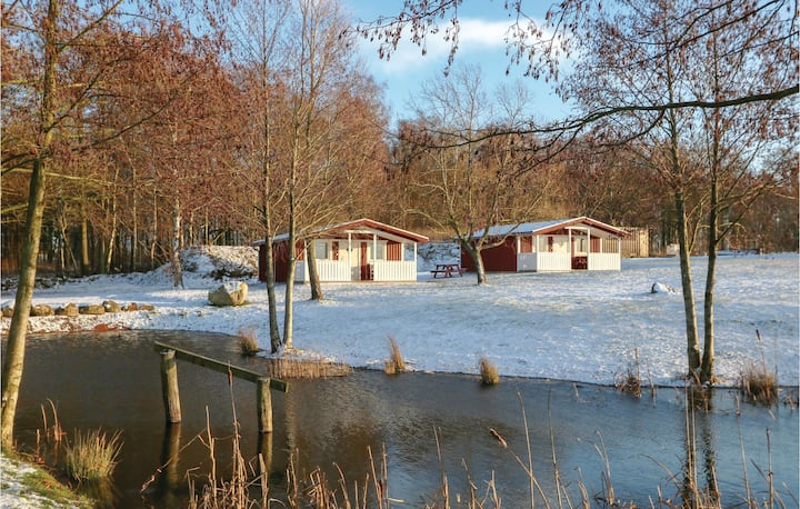 Nice home in Sjöbo with WiFi and 2 Bedrooms