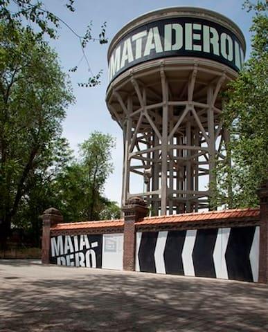 HABITACIÓN CON WC EN BONITO DUPLEX CON TERRAZA! - Madrid - Apartment