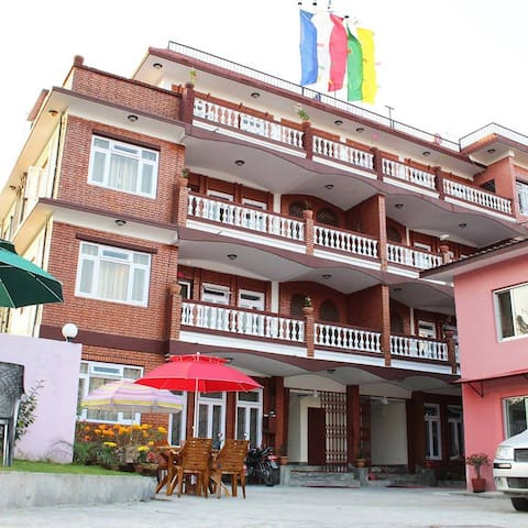 Sangeys Home - Kathmandu - Apartamento
