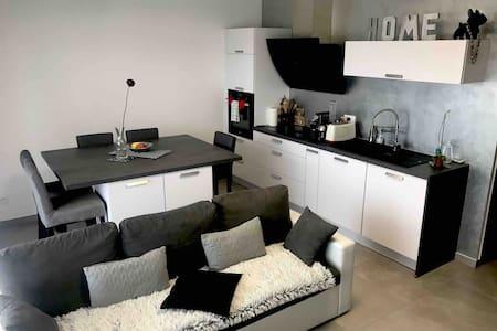 Appartement T2 avec Jardin et Terrasse/SPA , BORGO