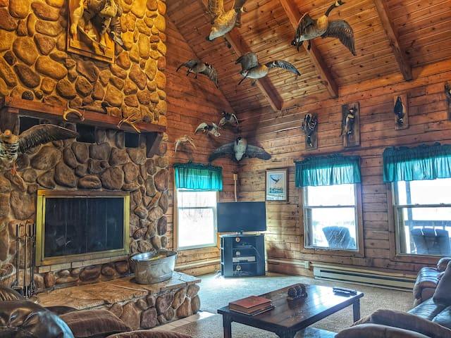 10 bedroom Western Mn Family Fun Lodge - Sleeps 20