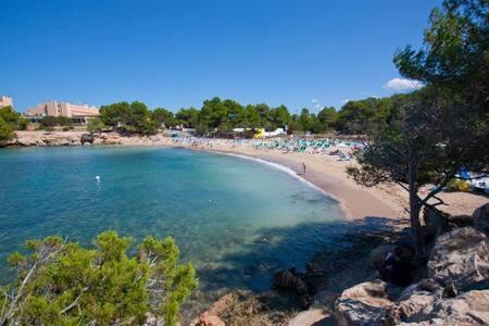 Habitación Doble FRONTLINE BEACH - Sant Josep de sa Talaia - Bed & Breakfast