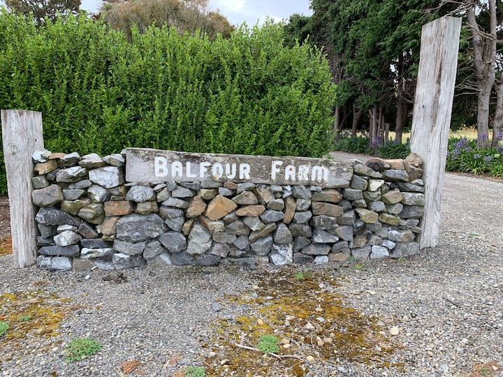 Balfour Farm Shearer's Quarters