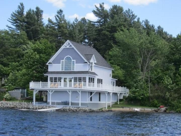 Adirondack Lakefront Getaway