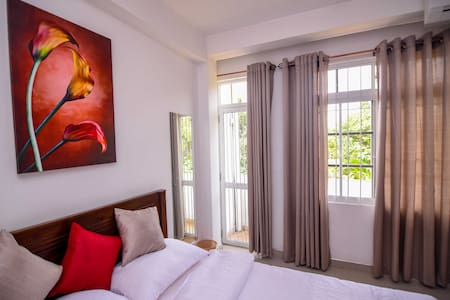 Cozy 2 bedroom apartment in Colombo! - Nugegoda - Apartemen