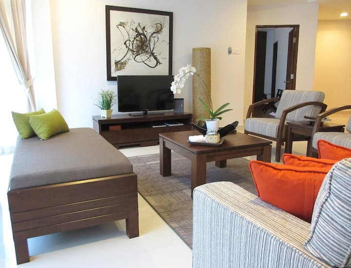 Three Bedroom @ SamsuriaBeachApartmentResort