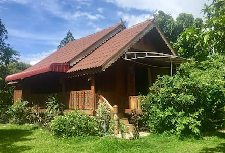 The Teak House Private Home Pai Town- 2 bedroom