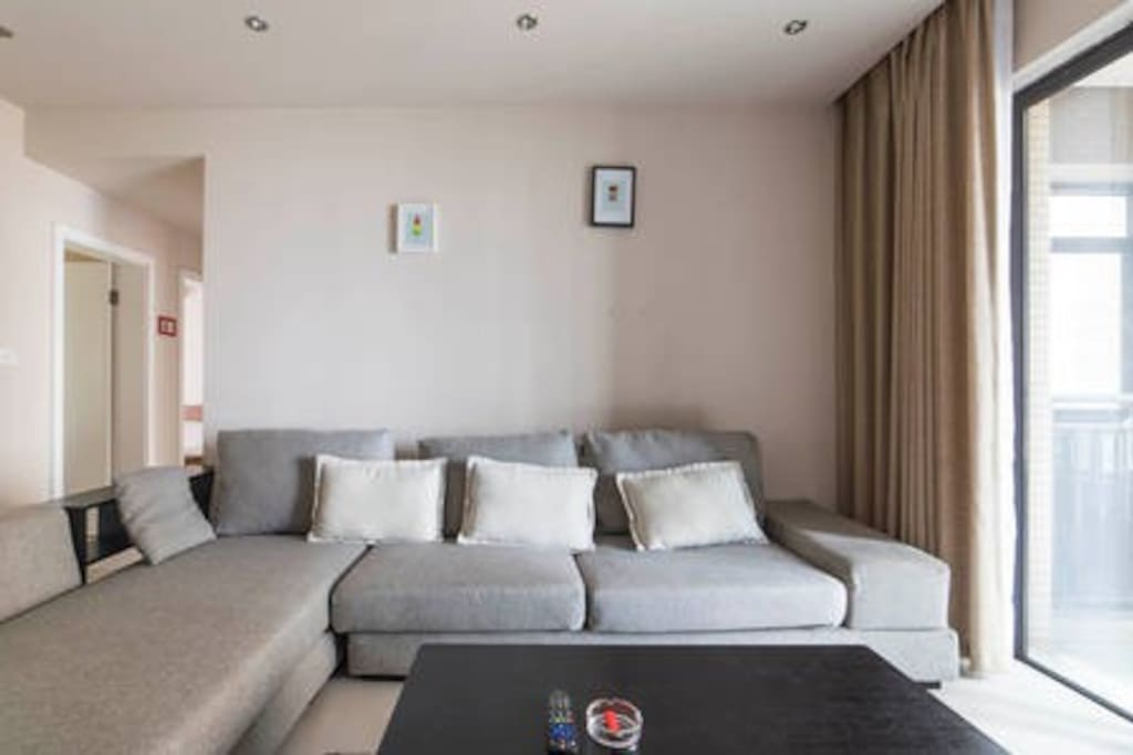 客厅 Living Room