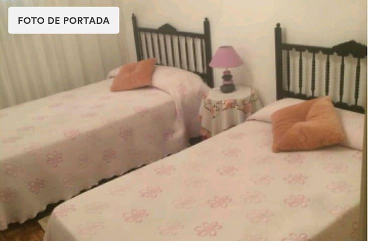 Alquilo habitacion por san fermines - Памплона - Квартира