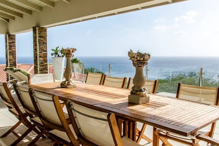 Apartm. with sea view caribe ocean