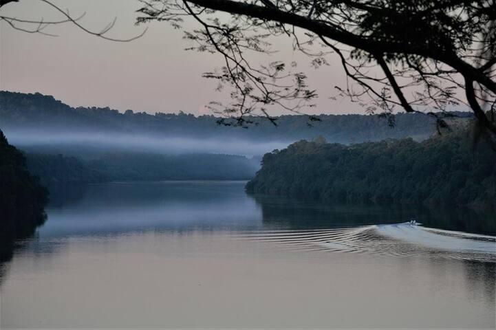 La casita del río