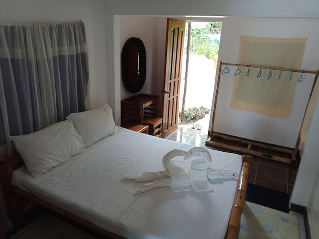 Jao bay resort two bedroom apartment with aircon