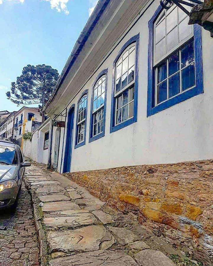 Vista privilegiado, no coração de Ouro Preto.