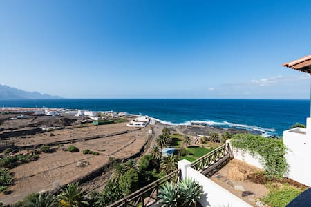 House over sea  Agaete Gran Canaria - Casa