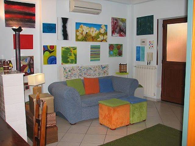 VILLA IN RESIDENCE (4 ospiti) - Palermo - House