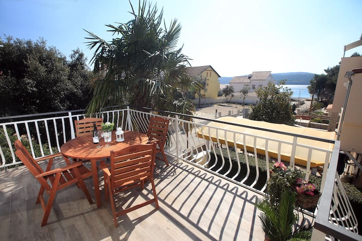 Luxurious 4 Star Apartment with Sea View - Šibenik - Lägenhet