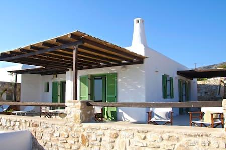 2Bdrm Villa Paros Amazing sea View - Paros