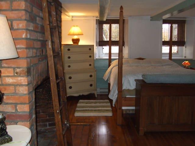 Benjamin Hasbrouck Inn - New Paltz - Appartement