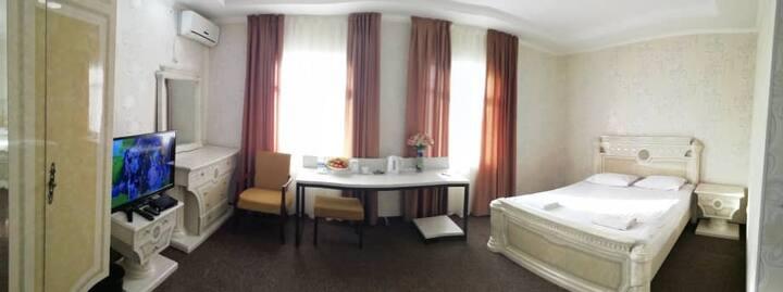 Star Hotel Bishkek cozy rooms for good prices!!