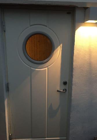 2 roms leilighet sentralt i landlige omgivelser - Narvik - Lägenhet