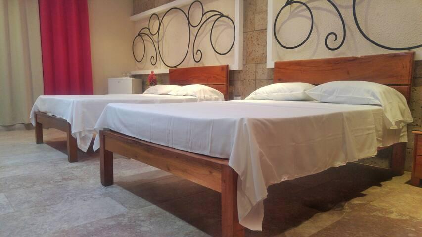 Casa Jayfe en Trinidad.Bedrooms!