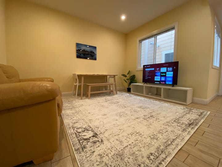 Cozy Granny apartment with Private entrance by SFO