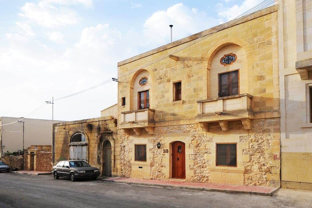 4 bedroom house in Gozo