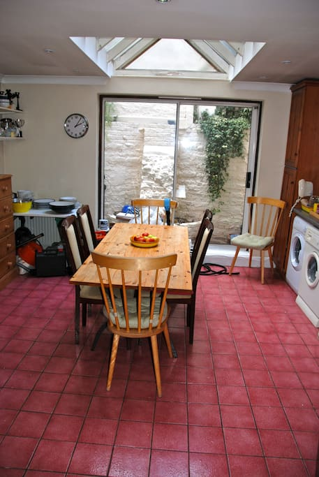 Kitchen downstairs