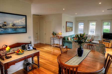 Secluded luxury one bedroom cottage - Point Lonsdale