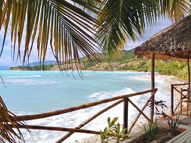Cozy OCEAN VIEW Room - Jacmel