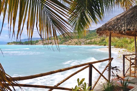 Cozy OCEAN VIEW Room - Jacmel - Chatka w górach