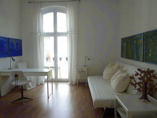 Neu! Gästezimmer am Puls der Kunst