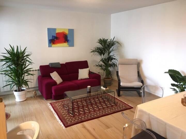Appartement refait à neuf et idéalement situé