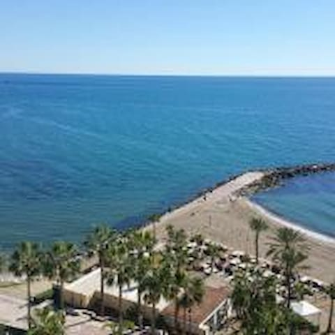 Marbella Beach Centre 1 bedroom Apartment Mayoral