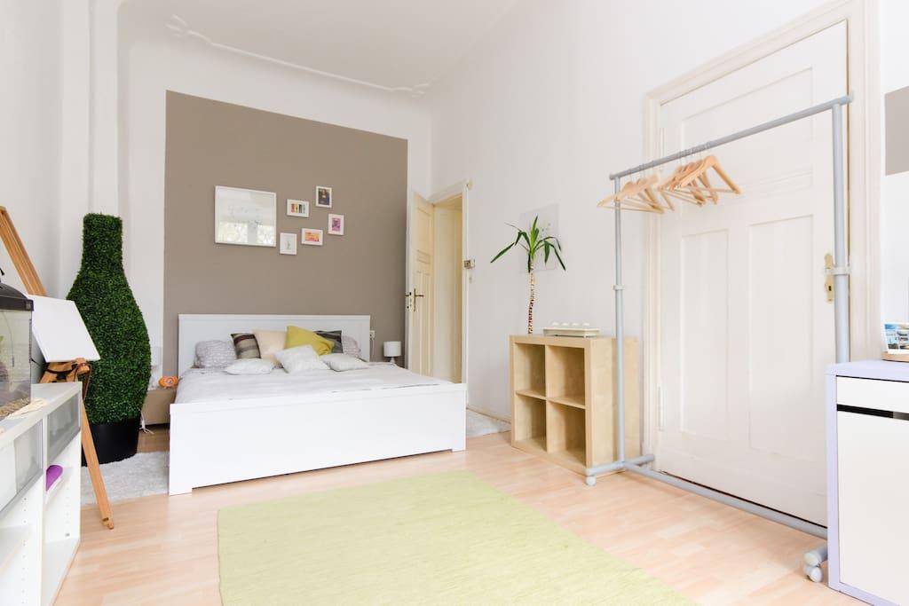 Balconyroom in neuk lln appartements louer berlin berlin allemagne - Appartement a louer berlin ...