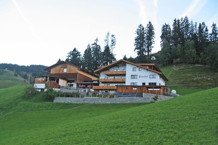 Spacious Villa in Tyrol with Mountain View