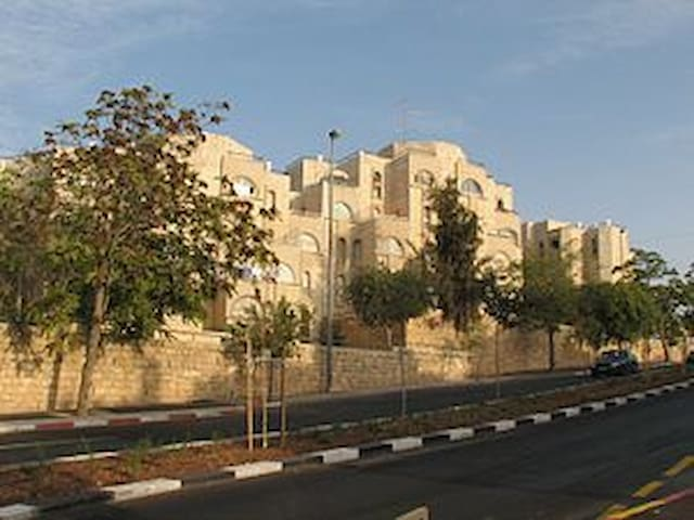 Hillside of Modern Jerusalem. - ירושלים - Flat