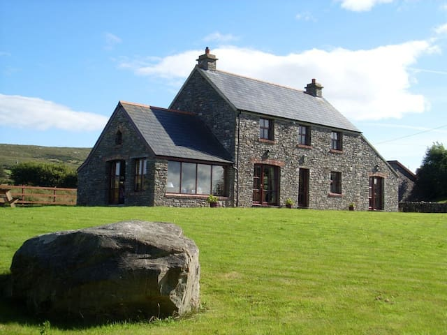 Amazing Retreat next to the Ocean - Bantry - Hus