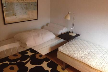 Dejligt lille værelse for 2. - Huis