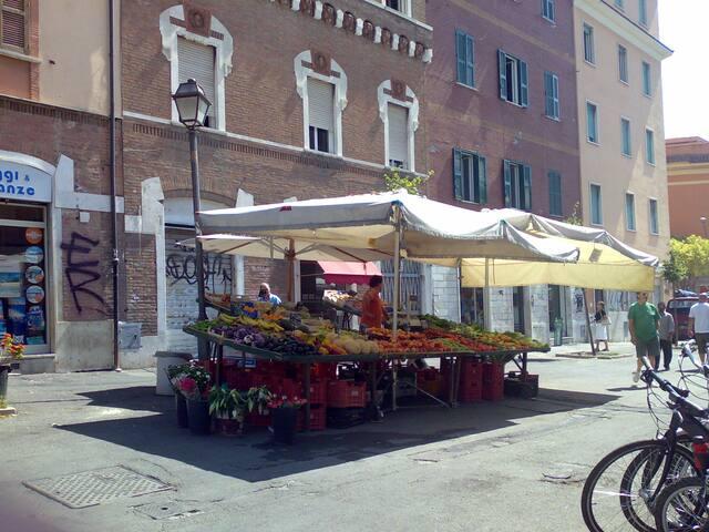 PIGNETO ROME BASIC ACCOMMODATION