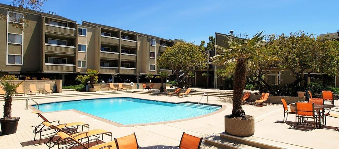 Nice studio appartements en r sidence louer alameda - Residence inversee studios architecture en californie ...