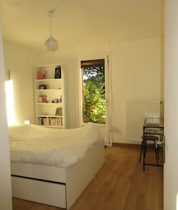 room w/garden close to Univ Lille 1 and Lille 3 - Villeneuve-d'Ascq