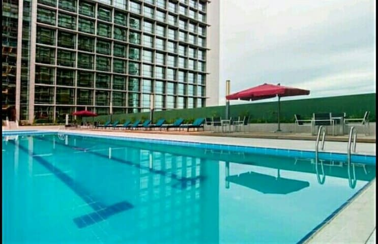 Cozy 2BR Apt @ Imperial Suites Boulevard - Kuching - Lejlighed