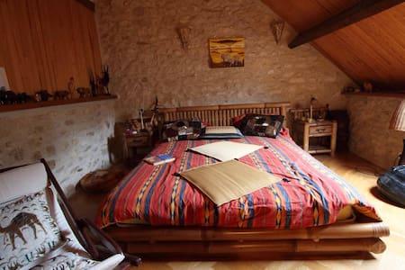 Belle suite familiale en Vexin - Brueil-en-Vexin - B&B/民宿/ペンション