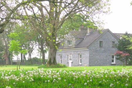 Family friendly luxury farmhouse - Burren - Hus
