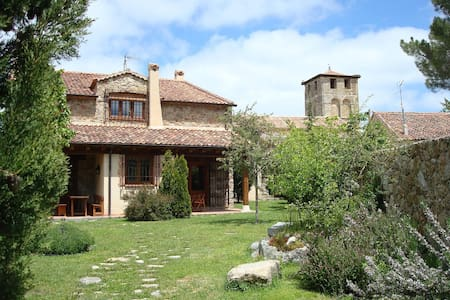 Dream Houses 14 pers. 17 km Segovia - Sotosalbos