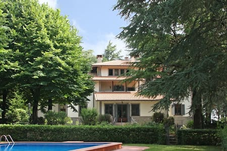 Cozy and relaxing villa with pool - Città della Pieve