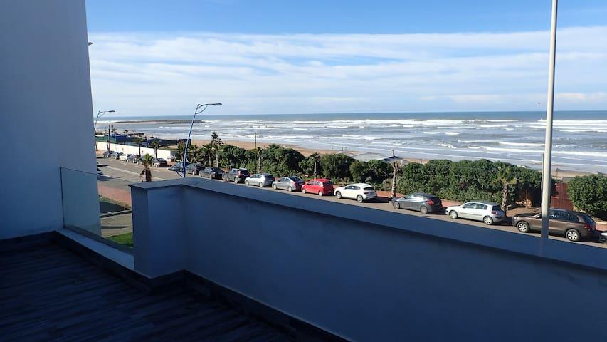Magnifique Appartement en face de la mer - Tamaris - Apartment