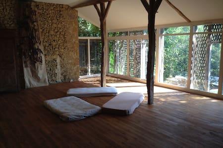 Atelier d'Artiste, studio de yoga - Idrac-Respaillès - Loft-asunto